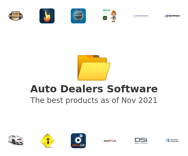 Auto Dealers Software