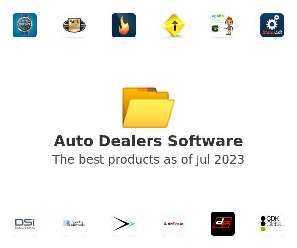 Auto Dealers Software