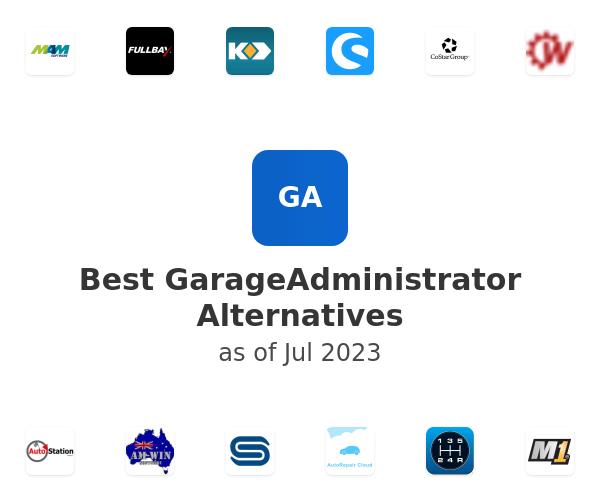Best GarageAdministrator Alternatives
