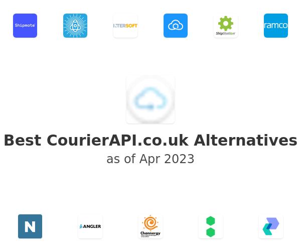 Best CourierAPI.co.uk Alternatives