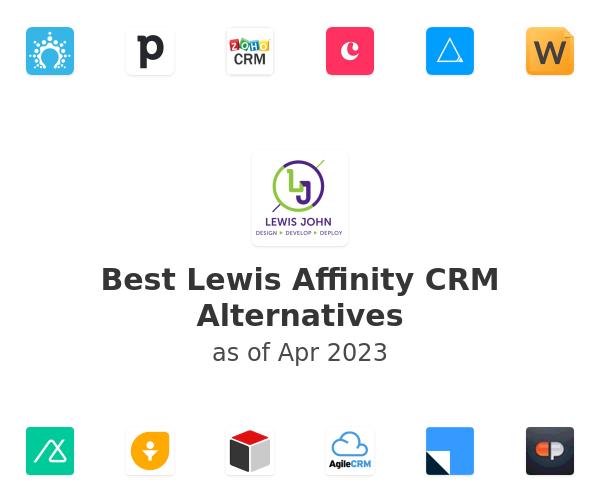 Best Lewis Affinity CRM Alternatives