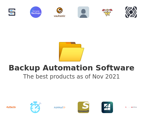 Backup Automation Software