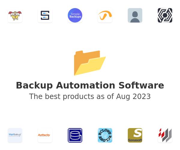 Backup Automation Software