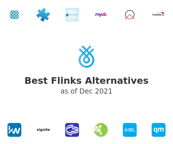 Best Flinks Alternatives
