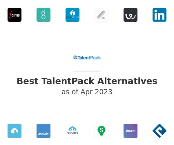 Best TalentPack Alternatives