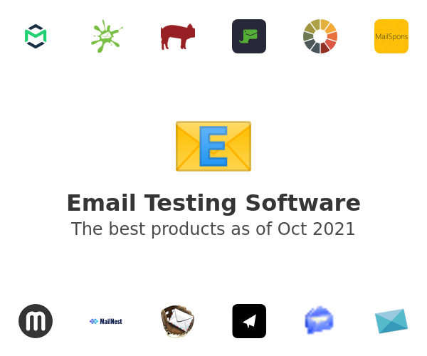 Email Testing Software