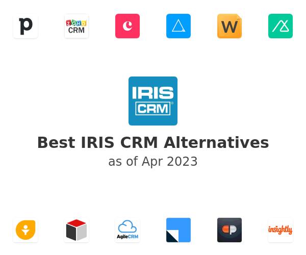 Best IRIS CRM Alternatives