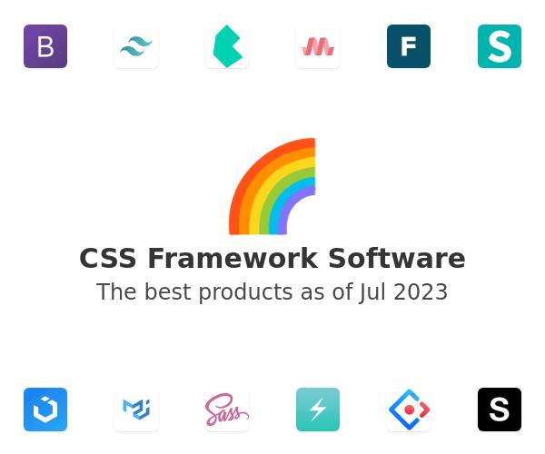 CSS Framework Software