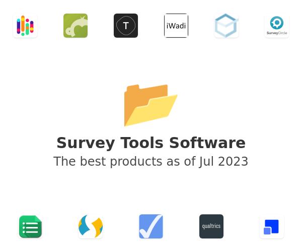 Survey Tools Software