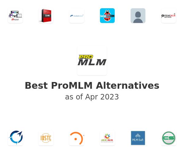 Best ProMLM Alternatives