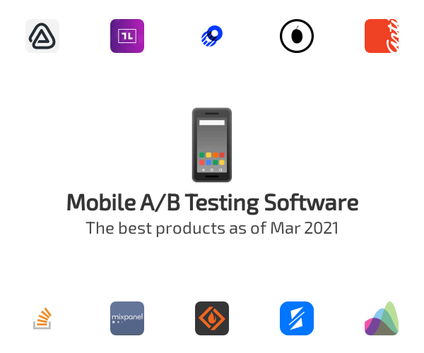 Mobile A/B Testing Software
