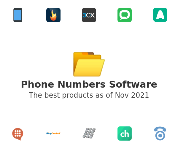 Phone Numbers Software