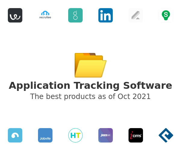 Application Tracking Software