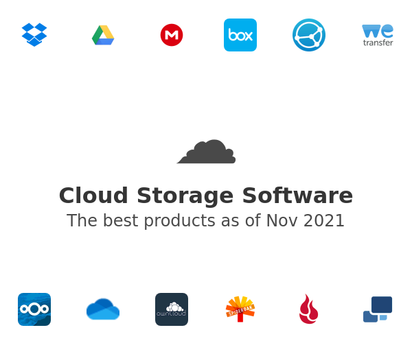 Cloud Storage Software