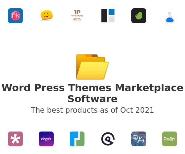 Word Press Themes Marketplace Software