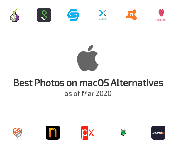 Best Photos on macOS Alternatives