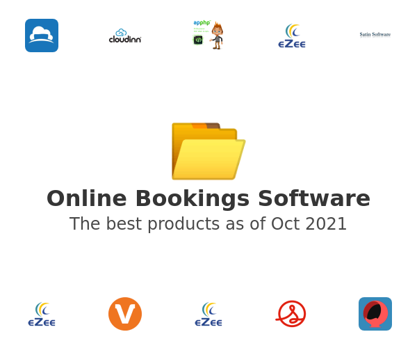 Online Bookings Software