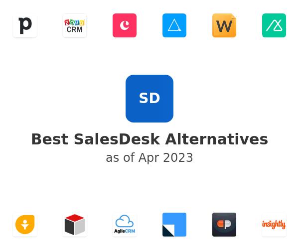 Best SalesDesk Alternatives