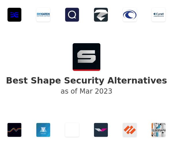 Best Shape Security Alternatives