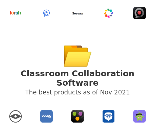 Classroom Collaboration Software