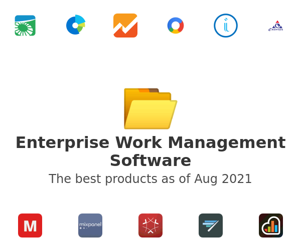 Enterprise Work Management Software