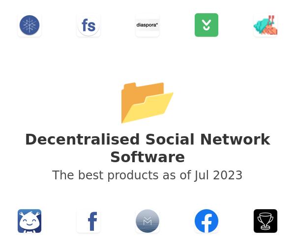 Decentralised Social Network Software