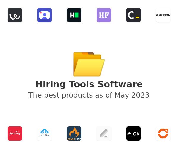 Hiring Tools Software