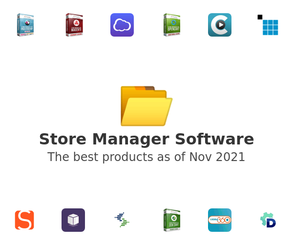 Store Manager Software