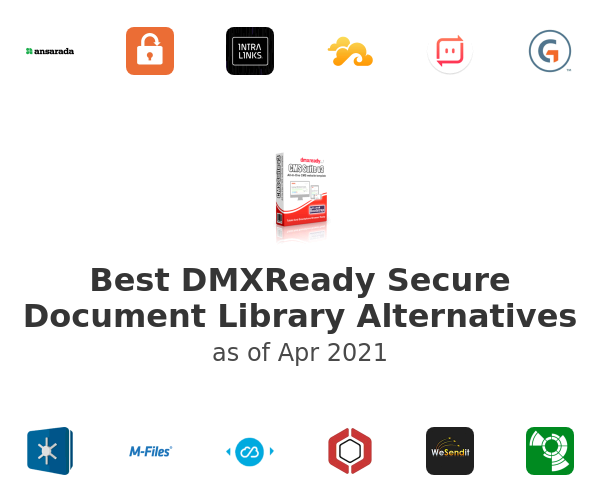 Best DMXReady Secure Document Library Alternatives