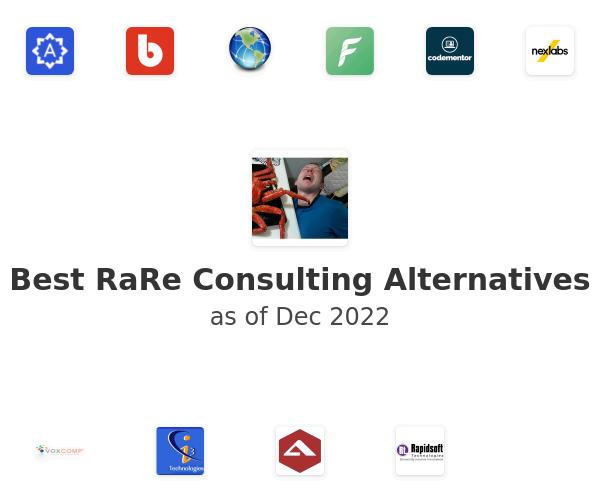 Best RaRe Consulting Alternatives