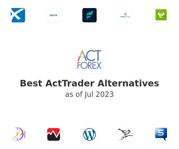 Best ActTrader Alternatives