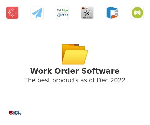 Work Order Software