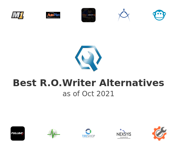 Best R.O.Writer Alternatives