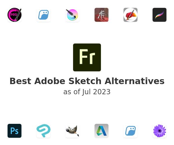 Best Adobe Sketch Alternatives