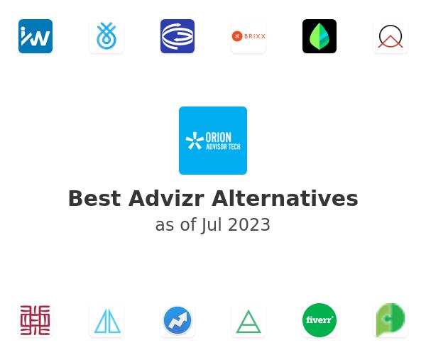 Best Advizr Alternatives
