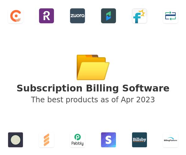 Subscription Billing Software
