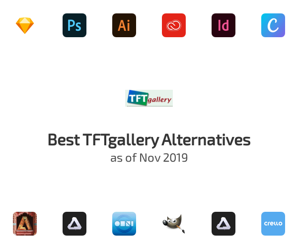 Best TFTgallery Alternatives