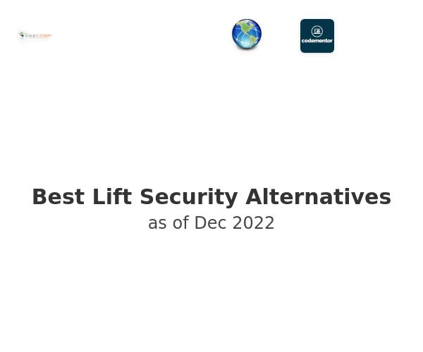 Best Lift Security Alternatives