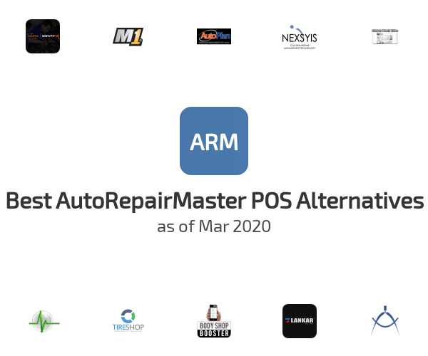 Best AutoRepairMaster POS Alternatives