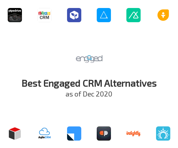 Best Engaged CRM Alternatives