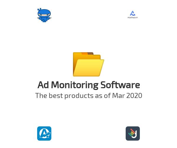 Ad Monitoring Software