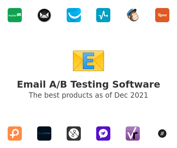 Email A/B Testing Software