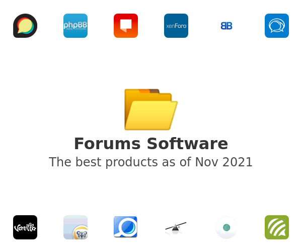 Forums Software