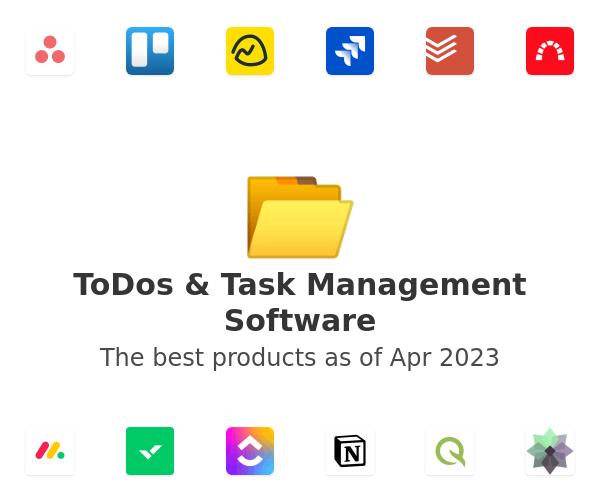 ToDos & Task Management Software