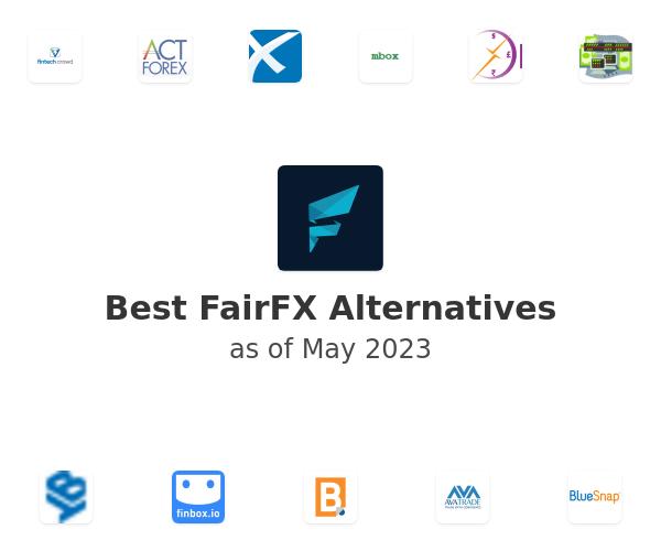 Best FairFX Alternatives