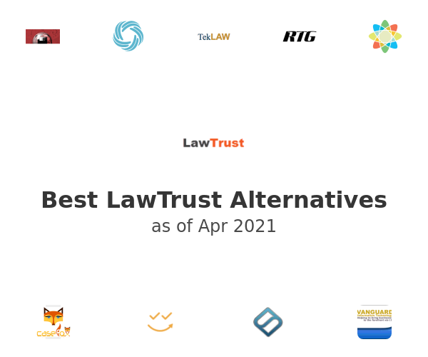 Best LawTrust Alternatives