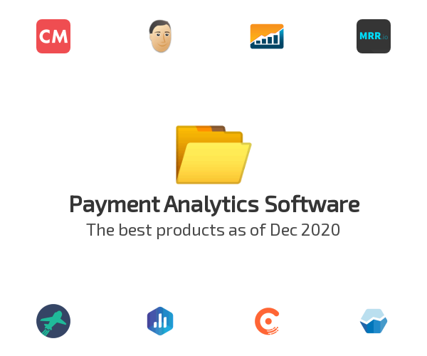 Payment Analytics Software