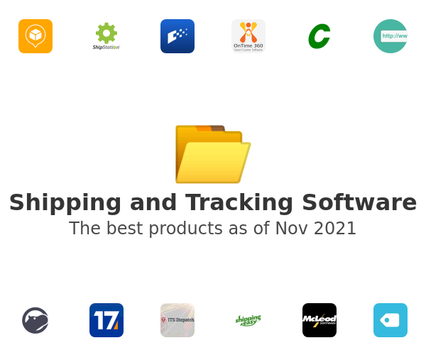 Shipping and Tracking Software