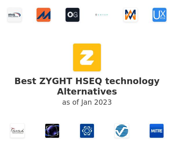 Best ZYGHT HSEQ technology Alternatives