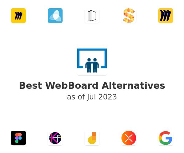 Best WebBoard Alternatives